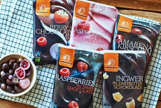 チョコもスナックも食べたい!でもヘルシーでありたい!